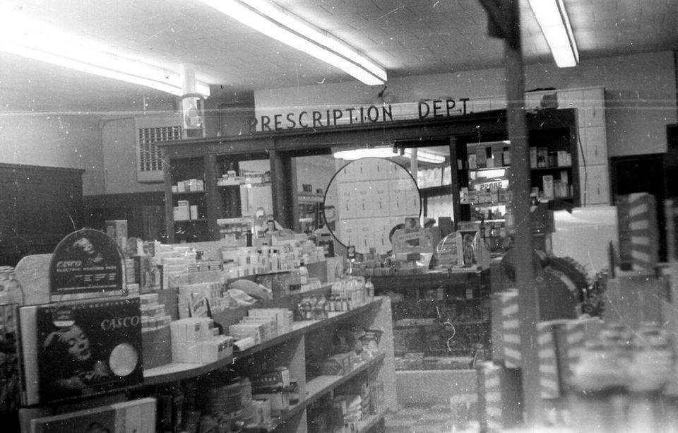 Pierstorf-Drugstore